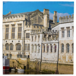 York City Guildhall river Ouse Napkin