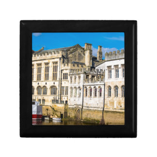 York City Guildhall river Ouse Small Square Gift Box