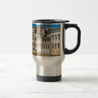 York City Guildhall river Ouse Travel Mug
