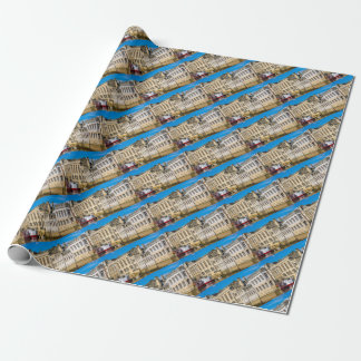 York City Guildhall river Ouse Wrapping Paper