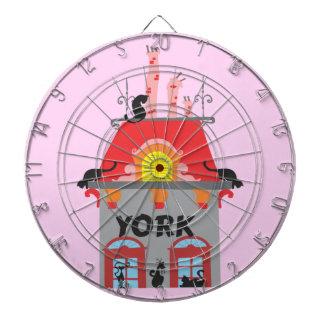 York Dartboard