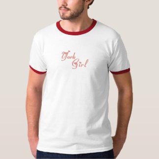 York Girl tee shirts