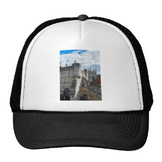 York Minster and Bootham Bar Cap
