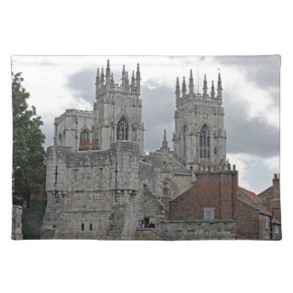 York Minster and Bootham Bar Placemat