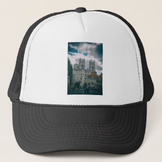 York Minster and Bootham Bar Trucker Hat