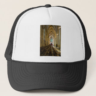 York Minster from inside. Trucker Hat