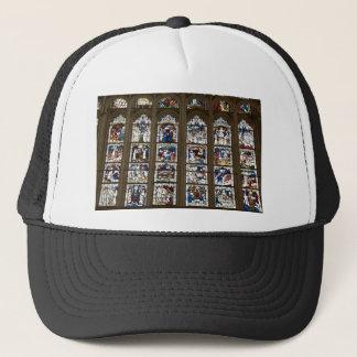 York Minster Great East Window. Trucker Hat