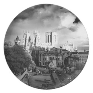 York Minster in the Sun Plate