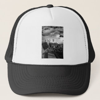 York Minster in the Sun Trucker Hat