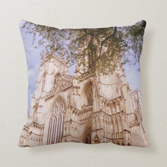 York Minster Pillow