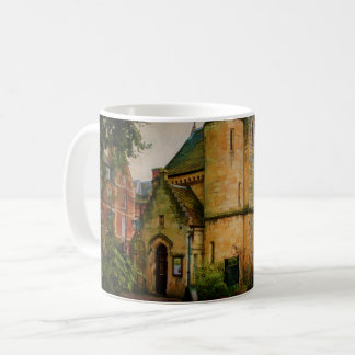 York Museum Gardens Lodge Coffee Mug