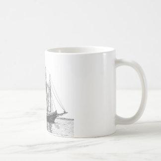 York River Schooner Mug