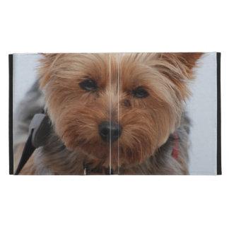 York Terrier iPad Cases