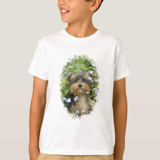 York Terrier Kid's T-Shirt