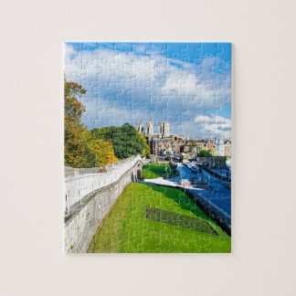 York Walls and Minster Jigsaw Puzzle