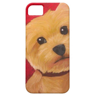 Yorkie Barely There iPhone 5 Case