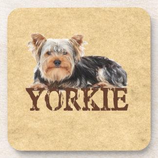 Yorkie Coasters