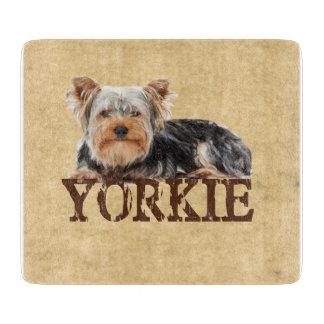 Yorkie Cutting Boards