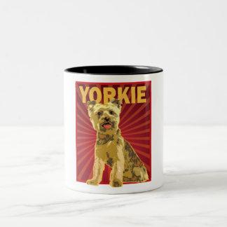 Yorkie Dog Owner Mug