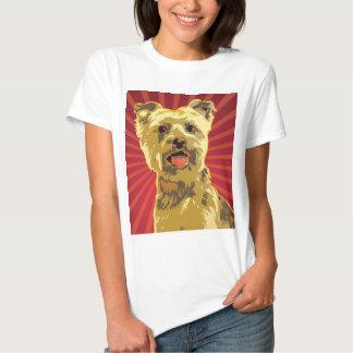 Yorkie Dog Owner T Shirts
