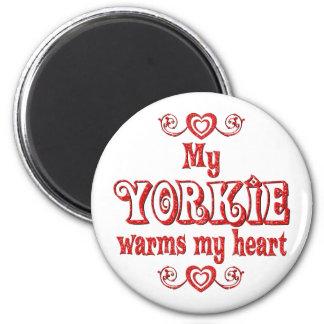YORKIE Love Magnet