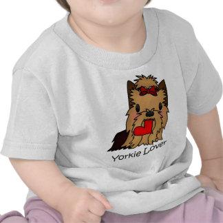 Yorkie Lover Yorkshire Terrier T Shirt