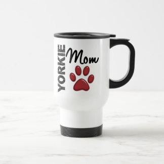 Yorkie Mom 2 Travel Mug
