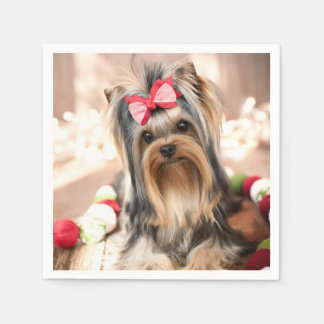 Yorkie Napkins Disposable Napkin