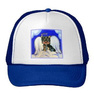 Yorkie Poo Angel Cap