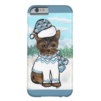 Yorkie Poo Barely There iPhone 6 Case