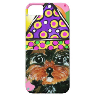 Yorkie Poo Party Dog iPhone 5 Cover