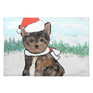 Yorkie Poo Placemat