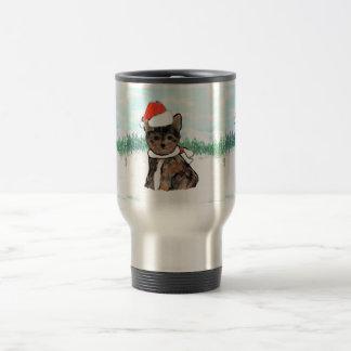 Yorkie Poo Travel Mug