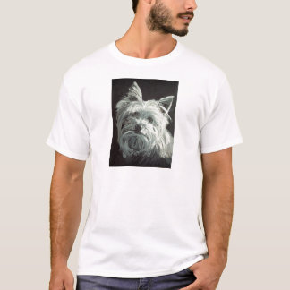 Yorkie T-Shirt Mens