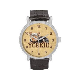 Yorkie Wristwatches