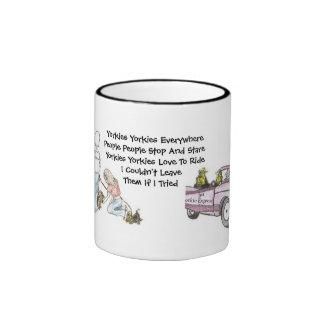 Yorkies Everywhere Mug #3