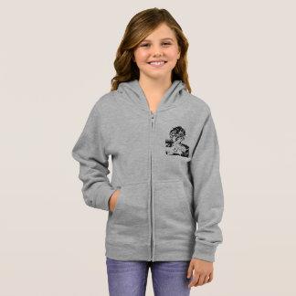 Yorkipoo clothing hoodie