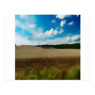 Yorkshire Blur Postcard