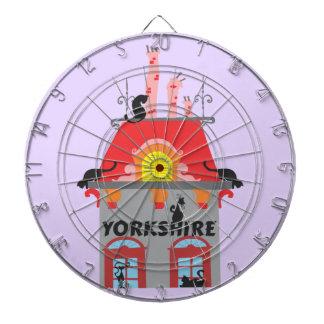 Yorkshire Dartboard