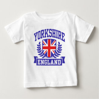 Yorkshire England Baby T-Shirt