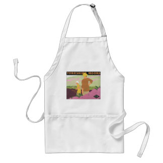 Yorkshire Moors Aprons