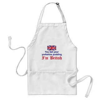 Yorkshire Pudding Adult Apron
