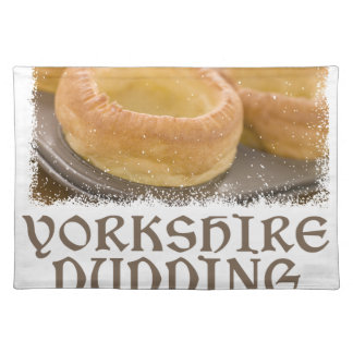 Yorkshire Pudding Day - Appreciation Day Placemat