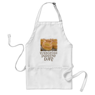 Yorkshire Pudding Day - Appreciation Day Standard Apron