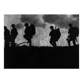 Yorkshire Regiment Poster