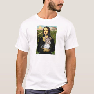 Yorkshire Terrier (Biewer) - Mona Lisa T-Shirt