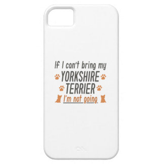 Yorkshire Terrier Case For The iPhone 5
