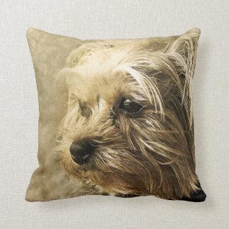 Yorkshire Terrier Cushion