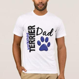 Yorkshire Terrier Dad 2 T-Shirt