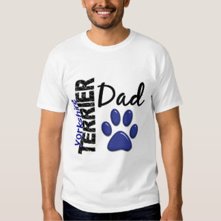 Yorkshire Terrier Dad 2 T Shirts